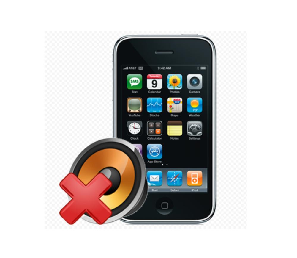 замена слухового динамика на iphone 3g